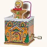 Pop! Goes the Gingerbread Man 6th In Series 2008 Hallmark Keepsake Ornament