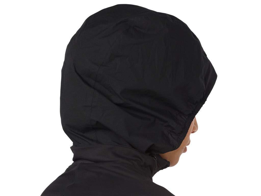 ASICS 2012A018 Women's System Jacket, Performance Black, Large by ASICS (Image #4)