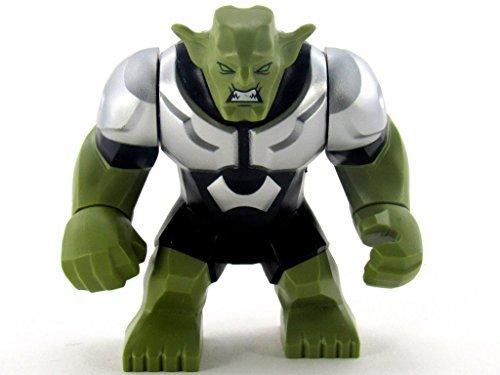 Lego Marvel Super Heroes Green Goblin Minifigure (Lego Minifigure Goblin)