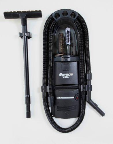 GarageVac GH120-E Black Wall
