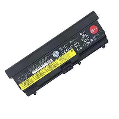 DJW 11.1V 94Wh 55++ Laptop Battery for Lenovo IBM ThinkPad SL410 SL410k SL510 T410 T420 E420 T510 T510i T520 T520i W510 W520,Thinkpad E40 E50 E420 E425 E520 E525 Edge from DJW