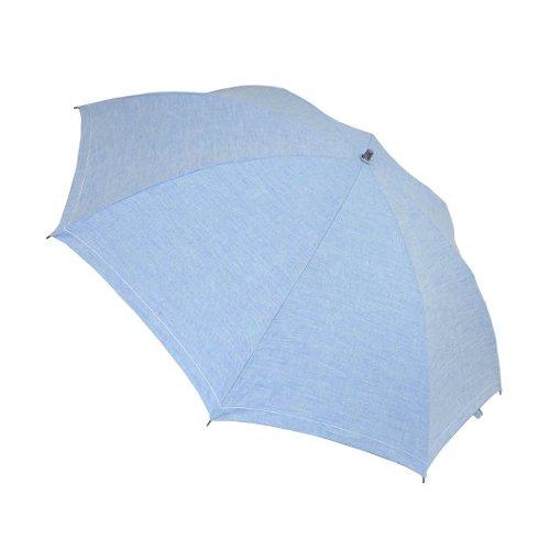 hands+ 15 岡山デニム 折りたたみ傘 50cm ブルー B00WWOM6RC