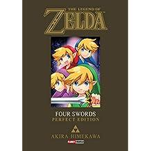 The Legend Of Zelda. Four Swords