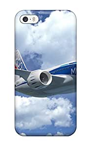 Protection Case For Iphone 5/5s / Case Cover For Iphone(airplane)