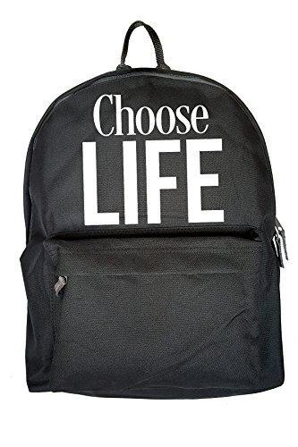 Slow Progress Means No Progress Drucken Backpack Rucksack beiläufig Daypack schwarze Tasche