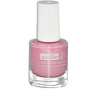 Suncoat Girl Non-Toxic Nail Polish Ballerina Beauty