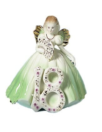 Porcelain Angel Doll - Josef Eighteen Year Doll