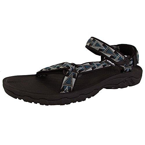 Teva Mens Hurricane XLT Athletic Sandal Shoes, Mosaic Bla...
