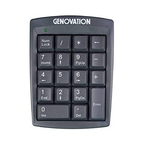 Genovation Micropad 631 USB&PS/2 Driver for PC