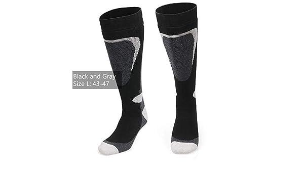 Amazon.com: Wall of Dragon Ski Socks Thick Cotton Sports Snowboard Cycling Skiing Soccer Socks Men & Women Moisture Absorption High Elastic Socks: Kitchen & ...