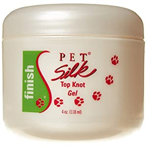 Pet Silk, Inc. Top Knot Gel 4 Oz