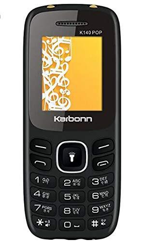 Karbonn Dual Sim K140 POP  Black