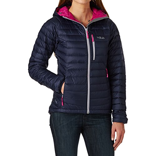Femme Veste Microlight RAB Twilight Fuchsia Alpine Twilight xwtAAEH