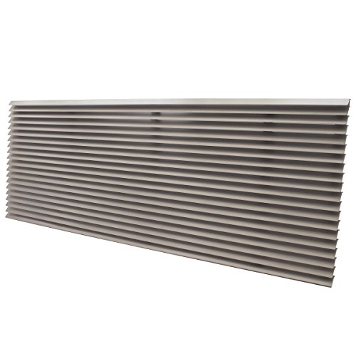 Perfect Aire 1PT-EXTG-BE Extruded Architectural PTAC Grille, 15.31-Inches L x 41.85-Inches W x 1.14-Inches H, Beige