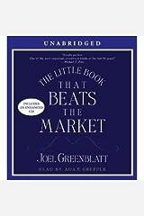 The Little Book That Beats the Market-By Joel Greenblatt Audio CD