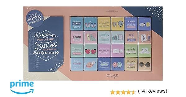 Chocolatinas Mr. Wonderful- Razones por las que juntos hacemos un superequipazo