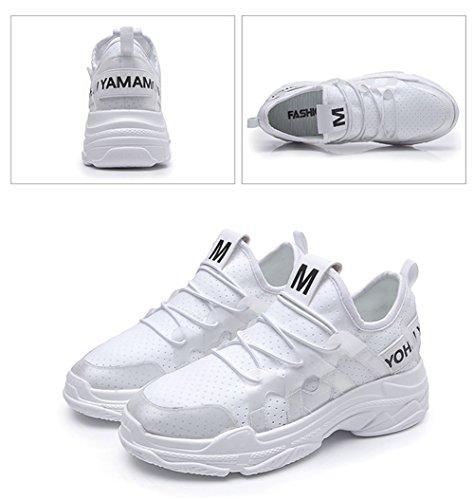 de Mujer Ligera Academy Un Deportivas Suela Wild Transpirable Gym Zapatillas de Zapatos Zapatos Summer Malla Zapatos New de Fall 14naP