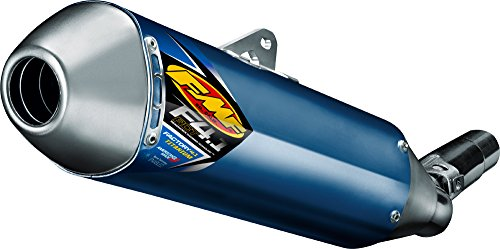 FMF KTM 250/350/450 SX-F 2016 Anodized Titanium FACTORY 4.1 RCT SLIP-ONS