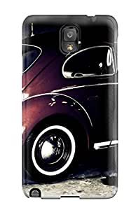 Premium Durable Vw Fashion Tpu Galaxy Note 3 Protective Case Cover
