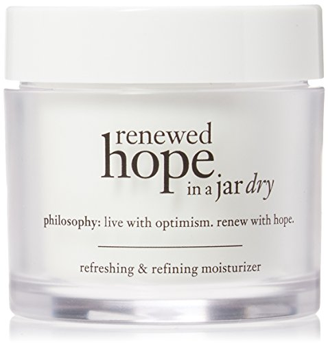 Philosophy Renewed Hope in a Jar Refreshing and Refining Moisturizer for Dry Skin, 2 -
