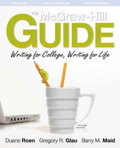 The McGraw-Hill Guide with Connect Composition Plus (SEALWORKS)
