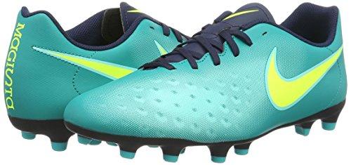 Teal Hombre Azul de 844420 fútbol Volt Botas Jade Obsidian 375 Clear Nike para Rio HFxzqn