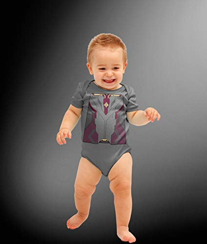 Baby Android Avenging Superhero Cosplay