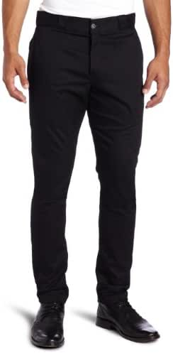Dickies Men's Skinny Straight-Fit Work Pant