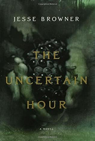book cover of The Uncertain Hour