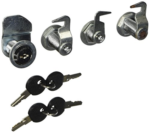 Matco Tool Cart - Sunex 8013LS Service Cart Lock Set, 4-Piece