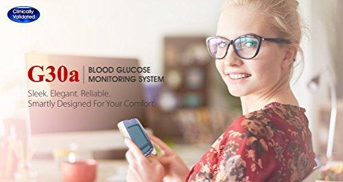 FORA-G30a-Blood-Glucose-Meter