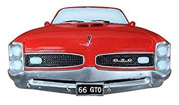 Gm 1966 Pontiac Gto 3D Key Rack