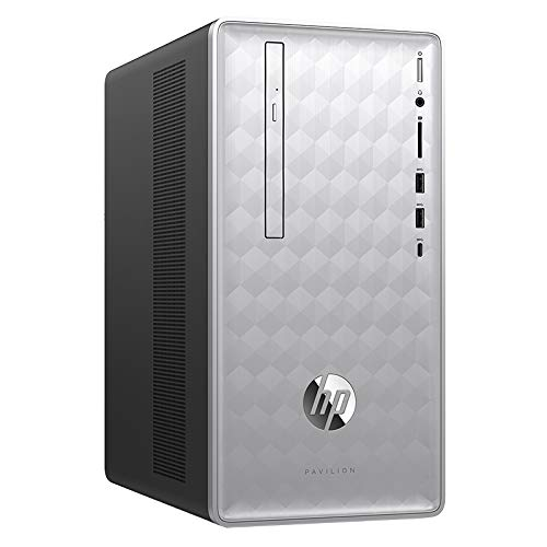 2018 590 Computer, 8th i5-8400 4.0GHz, 12GB DDR4 1TB 4.2, 3.1, HDMI, 10, Silver