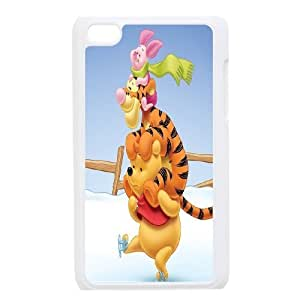 Custom LiuXueFei Phone caseWinnie The Pooh For Apple Iphone 6 Plus 5.5 inch screen Cases -Style-2