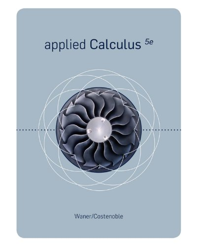 Download Applied Calculus (Available 2011 Titles Enhanced Web Assign) Pdf