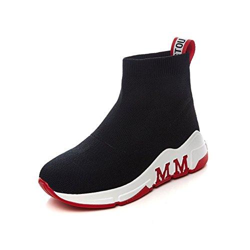 Free Shoes BJSFXDKJYXGS Flyknit Women's Running Red Fashion Transform Sneakers 7wntZT