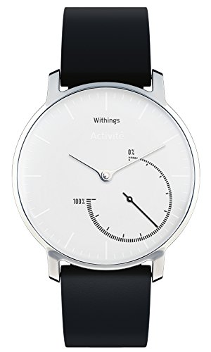 Withings Activité Steel - Activity & Sleep-Tracking Watch