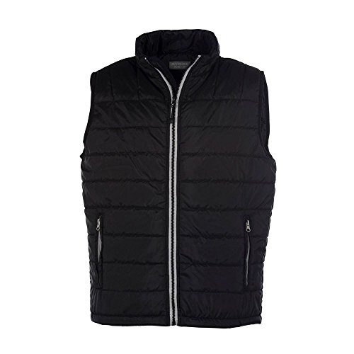 Men Duick Noir Doudoune Manches Sans Bodywarmer City Pen aAg4gRq