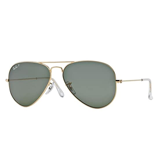 df6a40765b1 Ray-Ban Aviator Sunglasses (Gold) (RB3025
