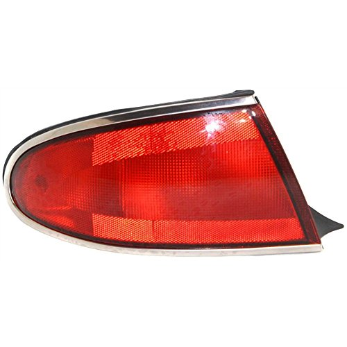 Tail Light for Buick Century 97-05 Lens and Housing Left Side