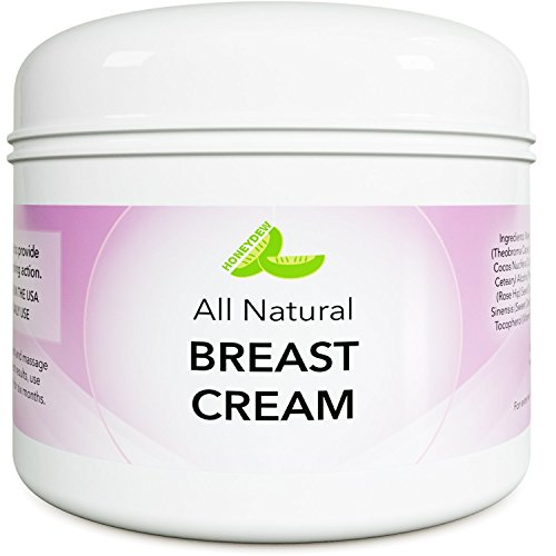 (Bust Firming And Lifting Body Butter For Women Natural Body Lotion To Tone & Tighten Chest Area With Cocoa Butter & Vitamin E Herbal Chest Enlargement Anti Aging Formula to Increase Cleavage & Curves)