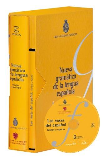 Trade En Español (Nueva gramática de la lengua española: Fonética y fonologia (Book &)