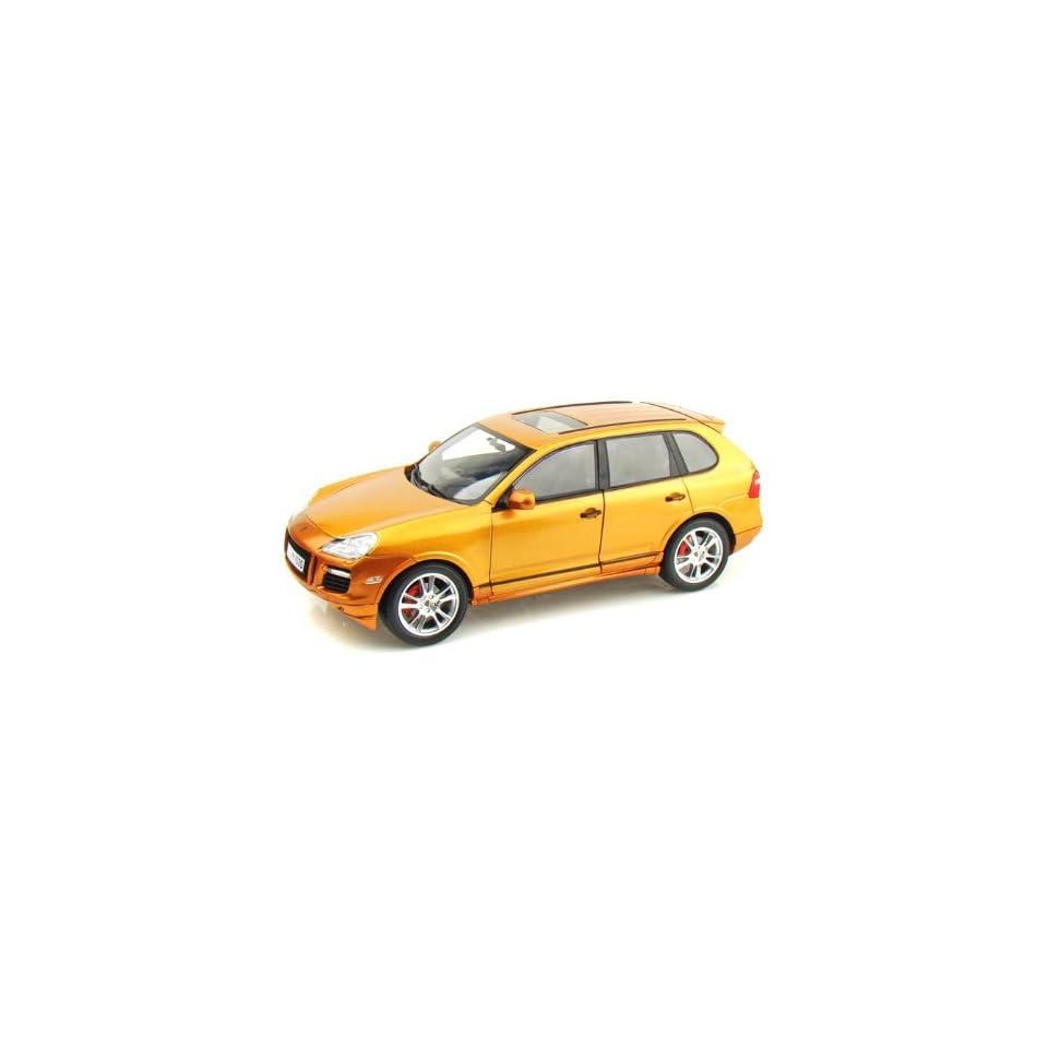 Porsche Cayenne GTS 1/18 Metallic Orange