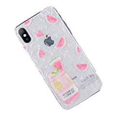 Hi,Thank you for your attention to our store,Have a good day!!Function:Shockproof + Anti-knock + Anti-skid + Scratch-resistant Feature 2:Soft TPU Back Cover Case Cover Coke Feature 1:Fashion Cartoon White Clouds Soft Design Case Cover Feature...