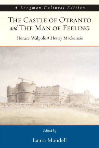 Castle of Otranto and the Man of Feeling