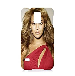 Samsung Galaxy S5 Case 3D Pop Singer Beyonce Cool Printed Customized Phone Case