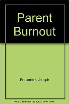Book Parent Burnout