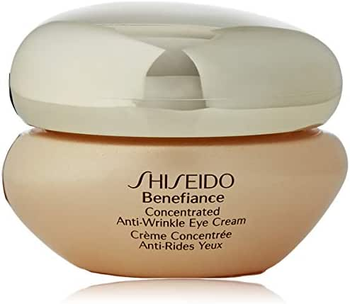 Shiseido Benefiance Concentrated Anti-wrinkle Eye Cream 15ml/0.5oz, 0.5 Ounce