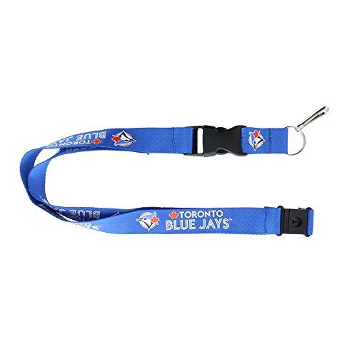 aminco MLB Toronto Blue Jays MLB-LN-095-04 Lanyards, One Size, Team ()