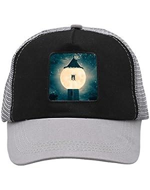 Unisex Moon Tower Adjustable Classic Hiphop Hat Baseball Cap Snapback Dad Hat